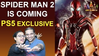 Download Marvel's Spider Man 2 is Coming 🔥🔥🔥PS5 Exclusive Game   #NGW Mp3 and Videos