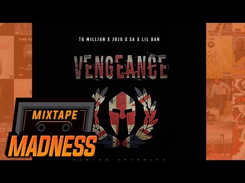 TG Millian x JoJo x SA x Lil Dan - Vengeance #3UpGang #HarlemSpartans (MM Exclusive)