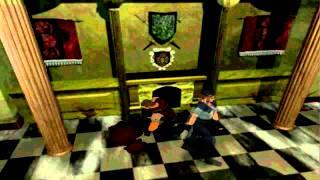 Resident evil 1 Прохождение с комментариями (Jill) Часть 1