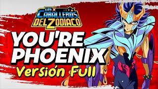 ·mauren·「you're Phoenix ~eres Fénix~」 (cover En Español) [corregida]