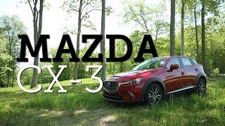 Mazda CX-3 Brings Premium Feel to Subcompact SUVs  Consumer Reports