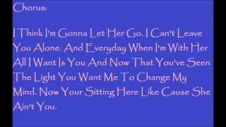 Chris Brown Ft. SWV- She Aint You Lyrics