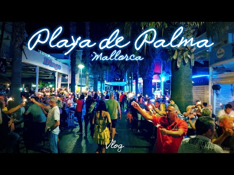 Mallorca Party Vlog 【4K】 - Tag 2 │Dj Düse, Oberbayern & City Adventure│