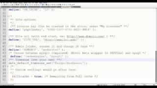 Installing the PHPVibe CMS v5