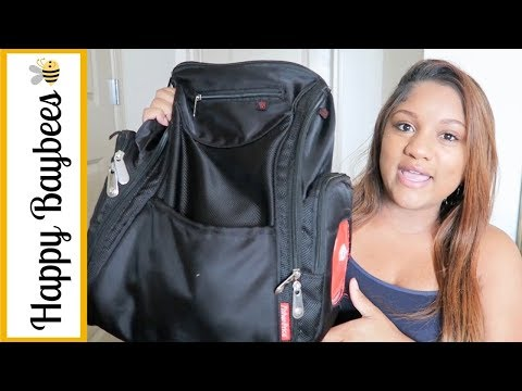 FISHER PRICE DIAPER BACKPACK REVIEW 2017
