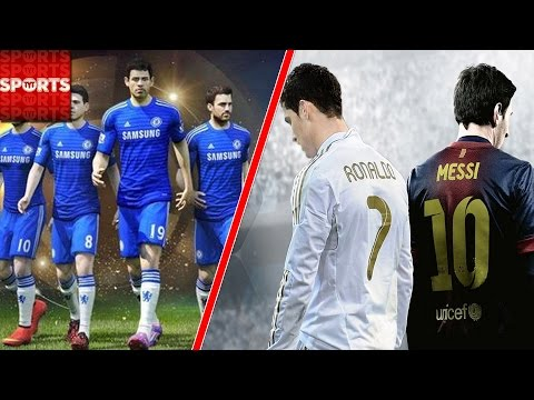 La Liga Best XI vs. Premier League Best XI [Ronaldo, Messi vs. Costa, Hazard!]