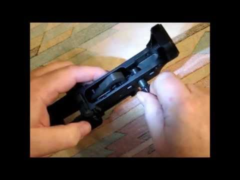 My AR-15 Build - #9 - Safety Selector and Grip Installation