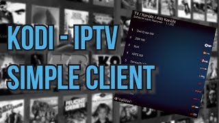 PVR IPTV SIMPLE CLIENT - IPTV …