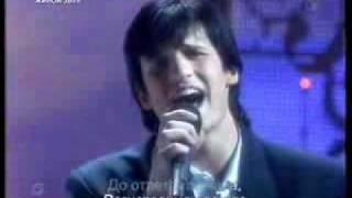 две звезды - Dima Koldun & Natalya Rudova - Uletayu/улетаю  with lyrics