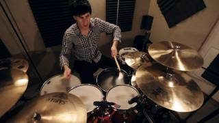 "The Dangerous Summer - ""Where I Want to Be"" Drum Cover by Kyle Jordan Mueller"