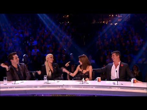 The Xtra Factor UK 2015 Live Shows Week 2 Post Elimination Judges Interview Pt.2 Full