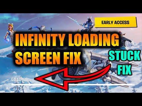 Fortnite Chapter 2 Freeze Loading Screen Fix And Infinity Loading Fix