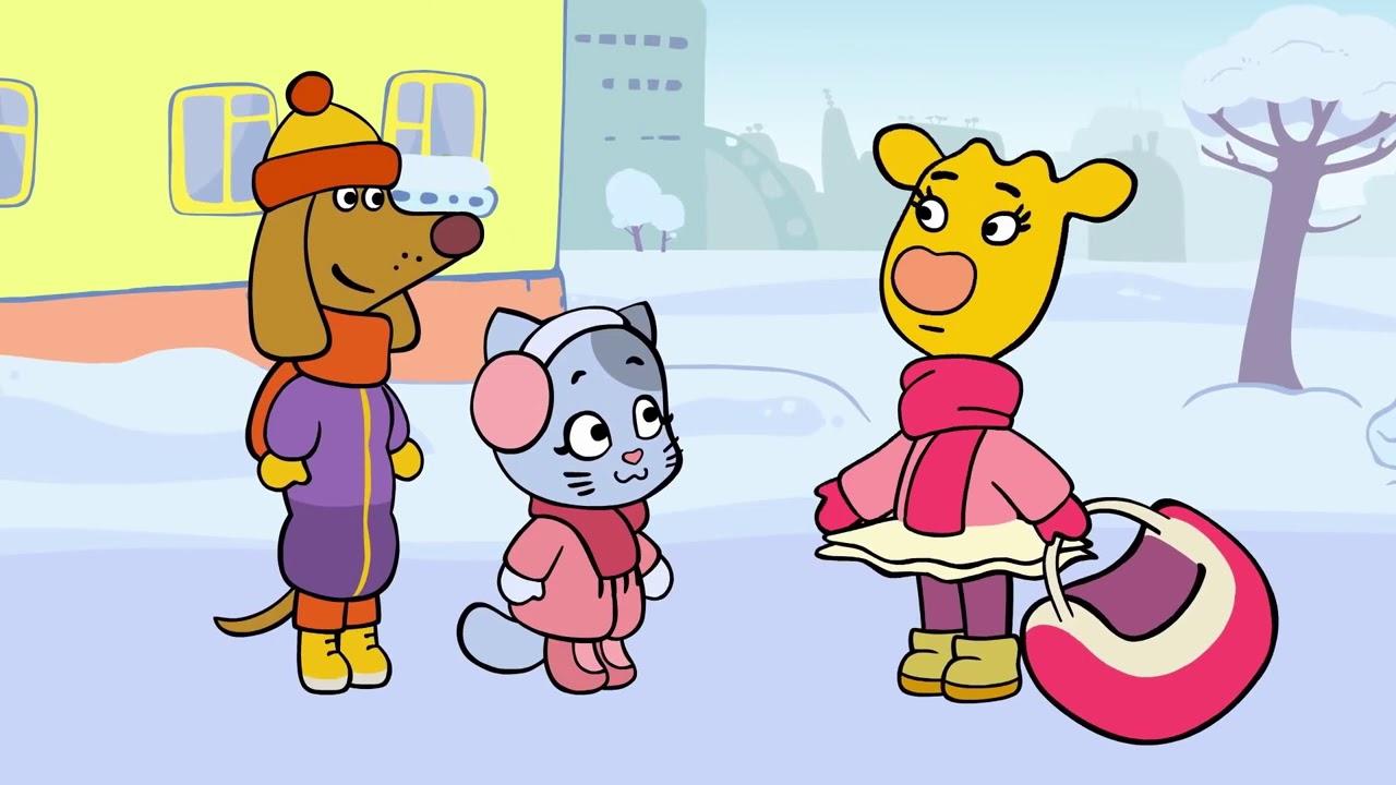 Оранжевая Корова - Сборник серий 23-25  😃 Kedoo Мультики для детей