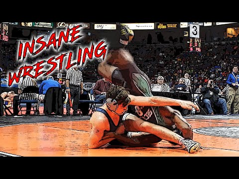 Beast Mode - Ultimate High School Wrestling Highlight