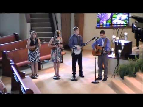 Most Wanted Bluegrass - Wedding Performance.wmv