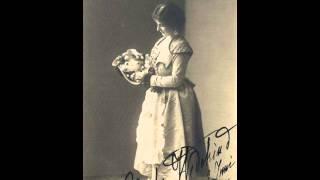 Erika Wedekind sings Arie der Rosina pt2, from Il B arbiere di Siviglia 1905.