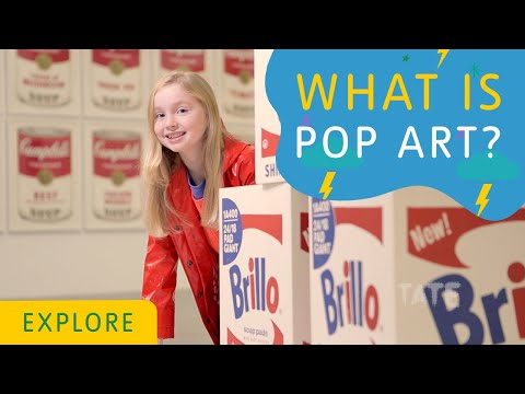 Pop Art | Tate Kids