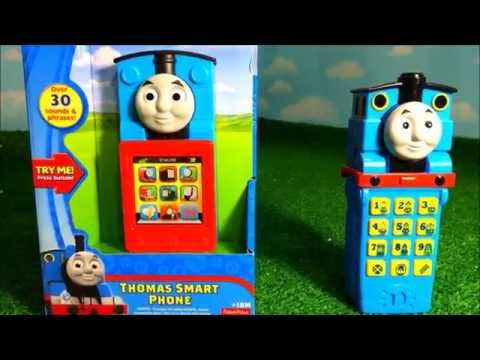 Thomas and Friends themed Cell Phone Vs Smart Phone - Which one is better?