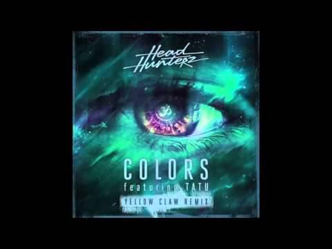 Headhunterz   Colors Yellow Claw Remix