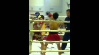 Fakhrul Ya Nau Muay Thai Final