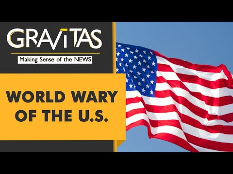 Gravitas: Survey pegs the U.S as a bigger threat than China & Russia