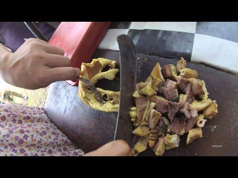 Indonesia Jakarta Street Food 1086 Part.1 Cirebon Aisah Beef Barrel Empal Gentong Aisah 5965