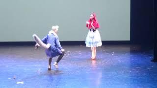 00305 II Starptautiskajā baleta konkursā ROYAL DANCE GRAND PRIX BALTIC 7.04.2019 VEF K. P.