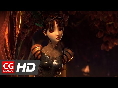 "CGI Animated Short Film HD ""Blood Ties Short Film (Les Liens De Sang)"" by Blood Ties Team"