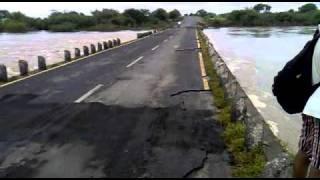 Sangam Bridge  Full in Water Best Of Seen Bhalki Tq  Bidar Dist part 2