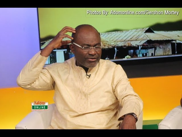 "EOCO is ""bogus and unfair"" – Ken Agyapong"