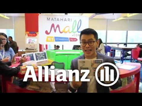 Allianz #BeraniMelangkah Hari Ke-2