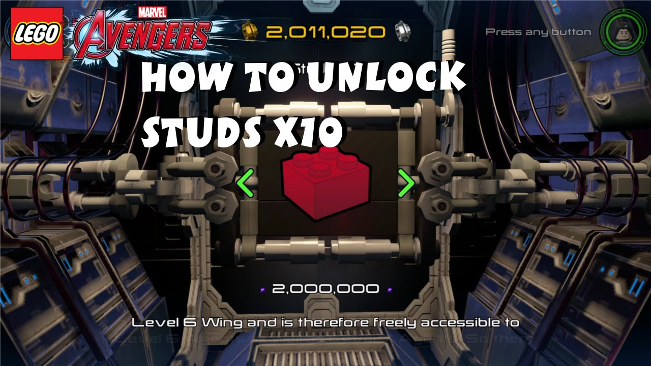 marvel lego red brick cheat codes