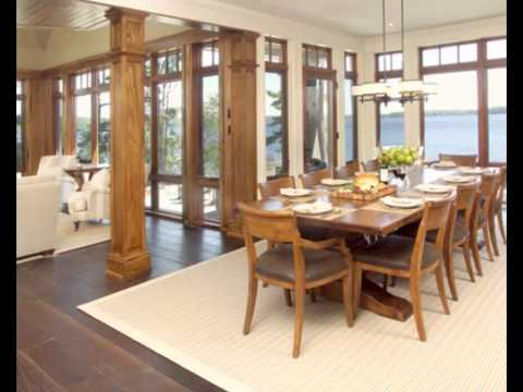 Bon Modern Dining Room Column Design Trends 2015 With Contemporary Interior  Decoration Concept   YouTube