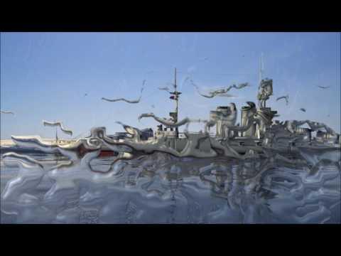 Battle of Jutland----A MAYA 3D Animation