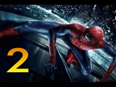 Все Костюмы - The Amazing Spider-Man 2 - Часть 1