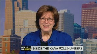 Inside the Poll Numbers: Iowa's Hidden Winners and Losers