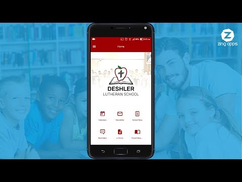 Deshler Lutheran School App