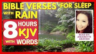 Bible Verses for Sleep KJV | Bible Verses with Rain for Sleep | Bible Scriptures KJV | screenshot 3