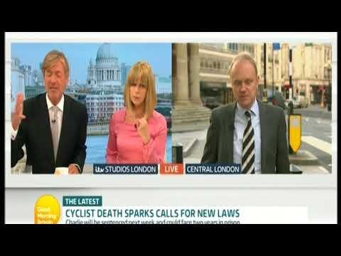 Richard Madeley loses it