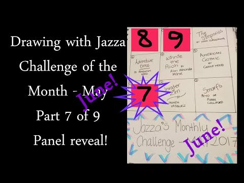 ✩-part-7-of-9-–-style-swap!!!!-jazza's-monthly-challenge-june-2017-✩-ep78