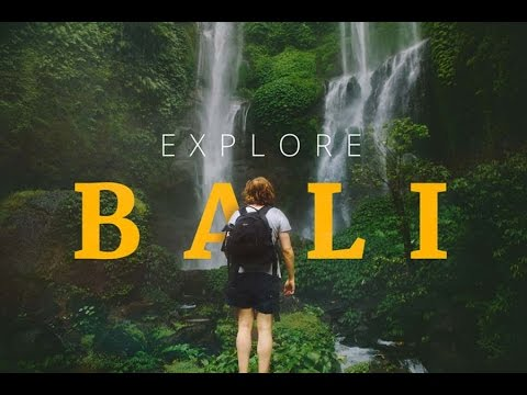 Explore Bali The Island Of Gods Indonesia Youtube
