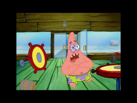SpongeBob Music - Drunken Sailor (b)