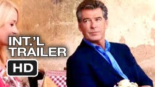 Love Is All You Need International TRAILER 1 (2013) - Pierce Brosnan Movie HD