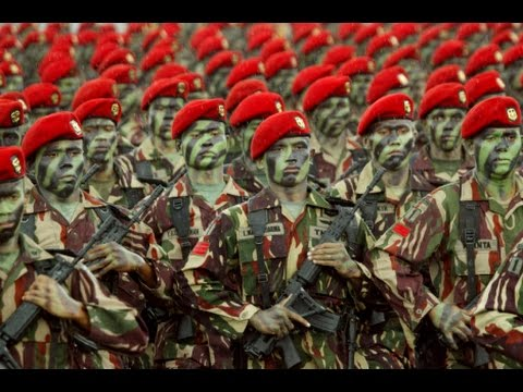 Indonesia strengthens navy, air force in face of China ...  Indonesian Military Strength