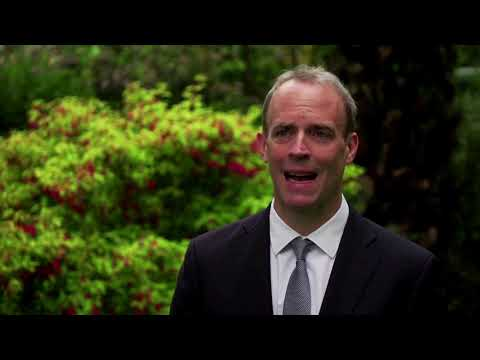 'We don't support vaccine diplomacy,' UK's Raab says