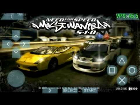 Fikdik android need for speed most wanted no android for Nfs most wanted android