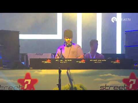 Jamie Jones LIVE from Zurich Street Parade 2017 (BE-AT.TV)