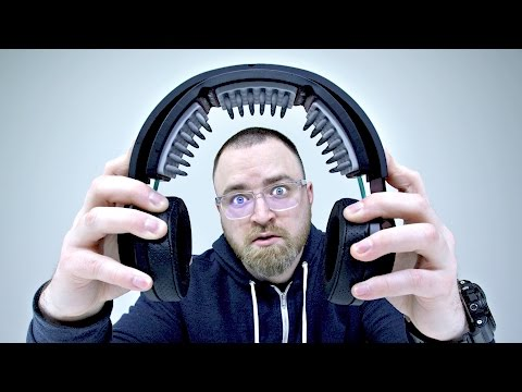 You've Never Seen Headphones Like This...