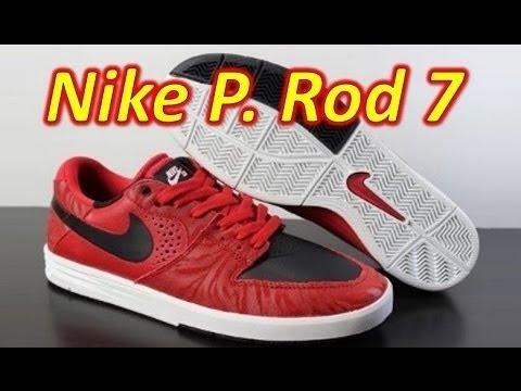 Nike P Rod 7 Premium - Review + On Feet - YouTube c87c76cc36a4