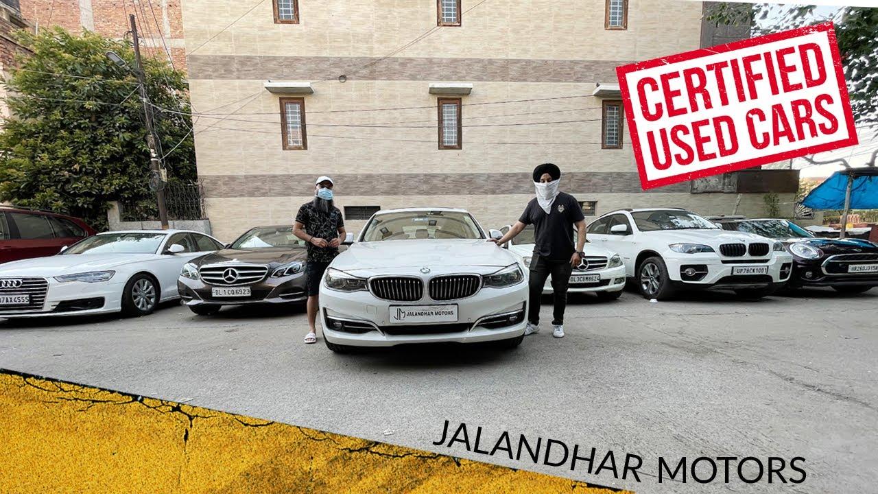Luxury used cars Delhi || Jalandhar motors is Back || Special video , Special Price ||